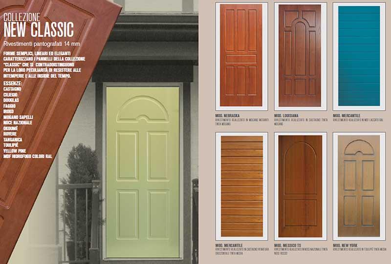 Pannelli per esterno porte blindate tesio - Costo finestre blindate ...
